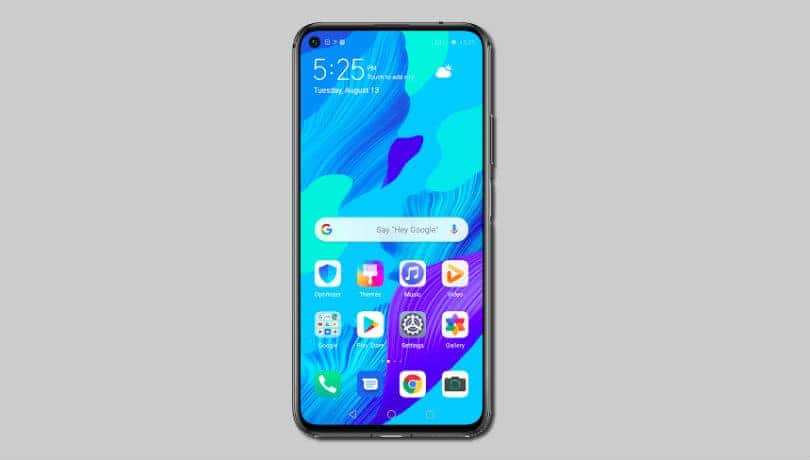 Huawei Nova 5T with 5.5-inch display, punch-hole selfie camera leaked by Google