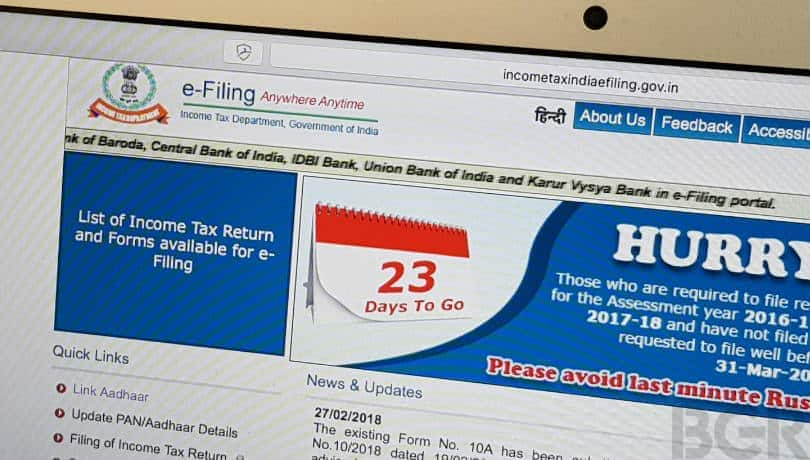 ITR Filing Date For FY 2019-20 Extended by CBDT: Now, Income Tax Returns Can be Filed by Individual Taxpayers Till December 31