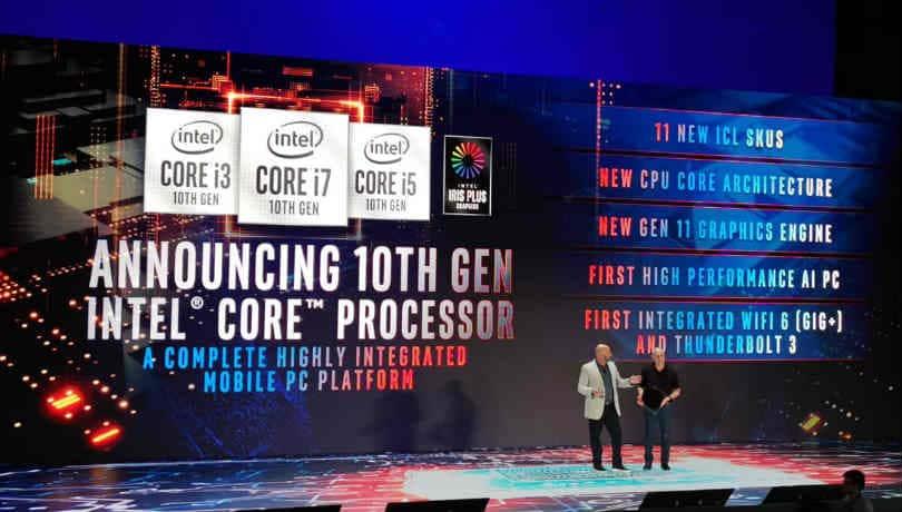 Intel unveils 8 new 10th Gen Comet Lake processors