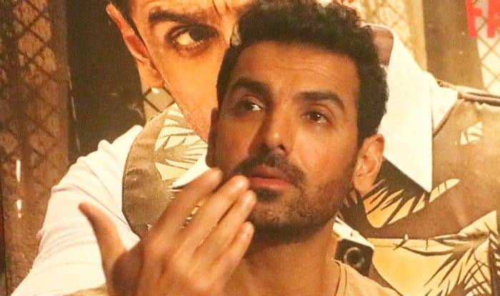 John Abraham Speaks on Those Who Thought he Doesn't 'Deserve to be in This Industry'