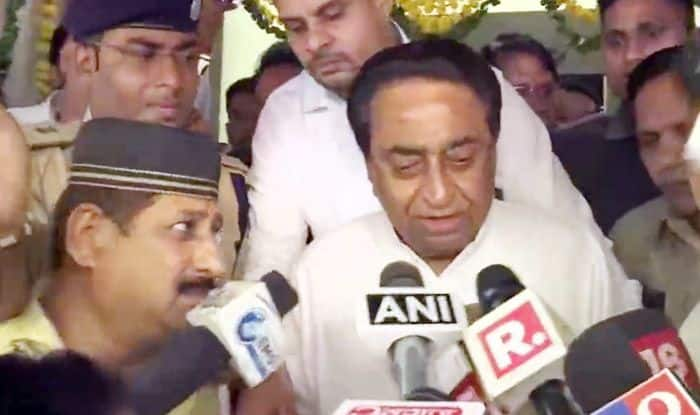 Kamal Nath Meets Sonia Gandhi Amid MP's Congress Chief Crisis, Says 'Discussion Was Fruitful'