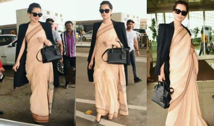 Kangana Ranaut on Wearing a Rs 600 Cotton Saree: Just Because It's From Roadside, Doesn't Mean It's Not Good