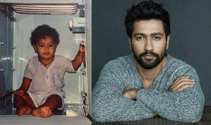 Vicky Kaushal's Childhood Swag Grabs Ranveer Singh's Attention, 'Fridge Potato' Picture Goes Viral