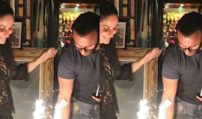 Saif Ali Khan's Birthday Picture Hints That it Was a Small Celebration at Home – Check Viral Post