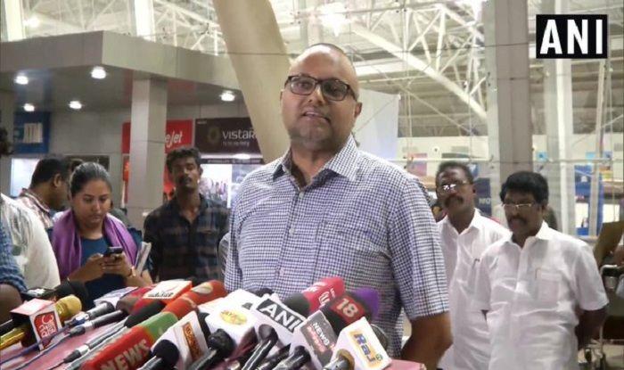 'Hopeful That my Father Will Return Home Soon,' Says Karti Chidambaram