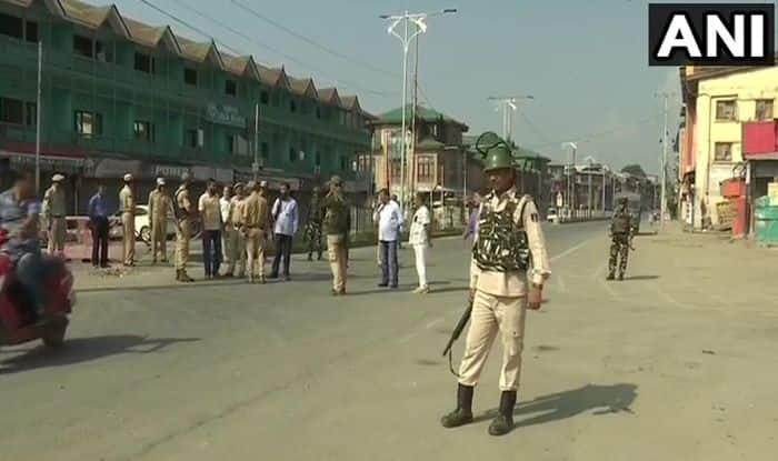 J&K: Restrictions Reimposed; Mobile Internet Services Suspended in Jammu, 4 Other Districts