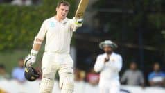Tom Latham's 111* Puts New Zealand in Commendable Position Against Sri Lanka