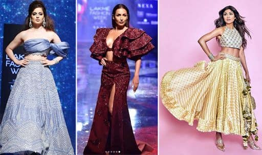 Watch: A Compilation of Bollywood Celebs at Lakme Fashion Week Winter/Festive 2019