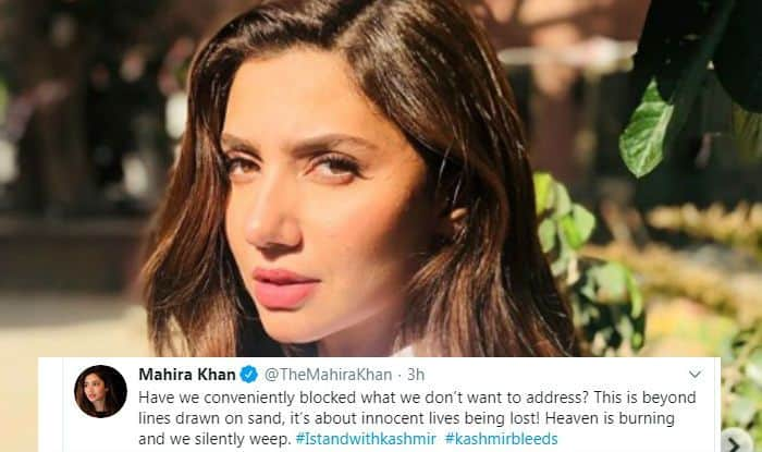 Pakistani Actor Mahira Khan Tweets For Kashmir as Government Decides to Revoke Article 370
