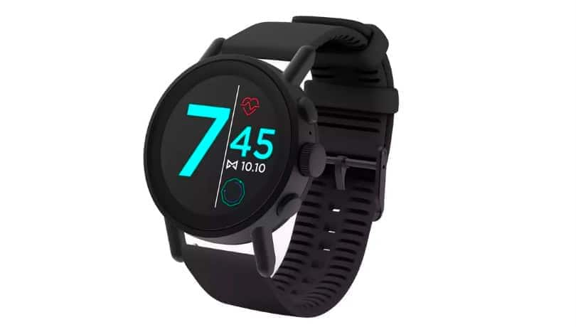 Misfit Vapor X Wear OS smartwatch with Snapdragon 3100 SoC, AMOLED display launched