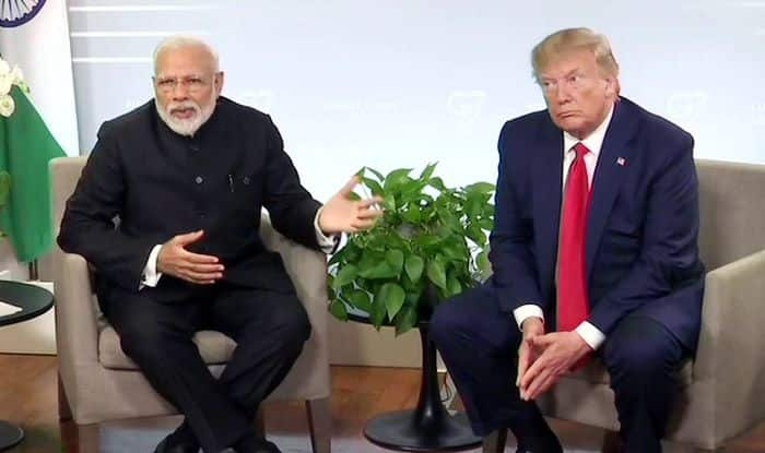 All Issues Between India-Pakistan Bilateral, Don't Want to Trouble Other Country: PM Modi at Meeting With Trump