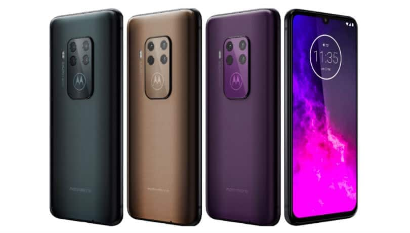Motorola One Zoom leaked renders offer a closer look at design and quad cameras