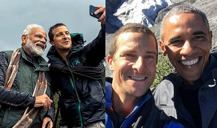 Narendra Modi And Barack Obama Have Similarities, Reveals Man vs Wild Host Bear Grylls