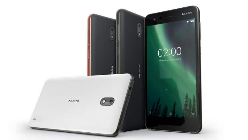 Nokia 2.1 receiving new Android Pie build update with August security patch