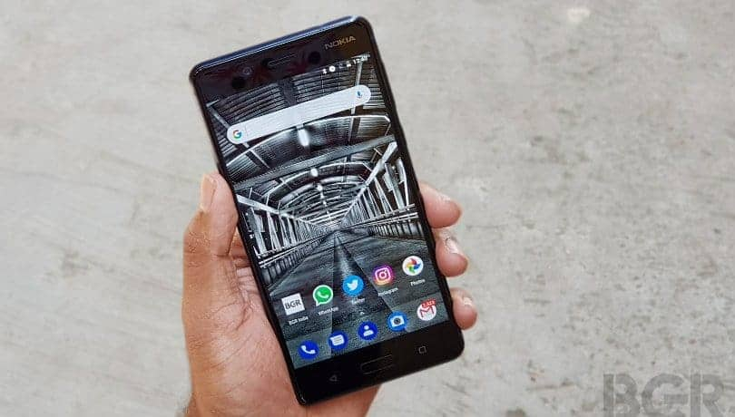 Nokia 8 gets August security update 2019; will get quarterly updates from October 2019