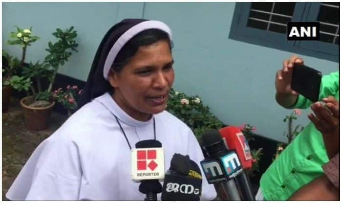 Church Sacks Nun Who Protested Against Rape-accused Bishop Franco Mulakkal