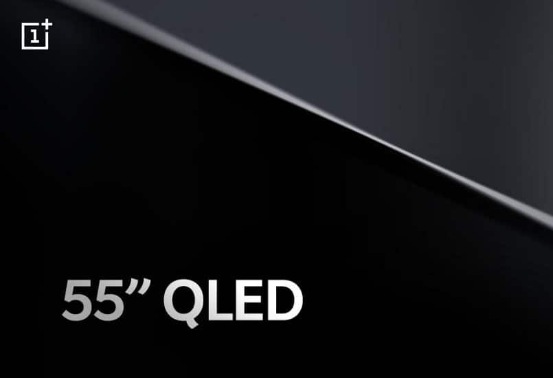 OnePlus TV teased ahead of September launch; hints at a 55-inch QLED display