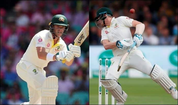 Steve Smith, Steve Smith dropped from Lord's test, Steve Smith dropped from 2nd Ashes Test, Marcus Labuschagne becomes 1st concussion substitute in test cricket, Smith Labuschagne 1st concussion substitute in test cricket, Smith hit by Jofra Archer, Jofra Archer bouncer, Steve Smith, Steve Smith gets hit by a Jofra Archer bouncer, Jofra Archer injured Steve Smith, Steve Smith retired hurt, 2nd Ashes Test, Ashes 2019, Eng vs Aus, England vs Australia, Jofra Archer speed, Jofra Archer bouncer, Steve Smith record, Cricket News, England vs Australia Ashes test series, Ashes 2019, ENG vs AUS test series,