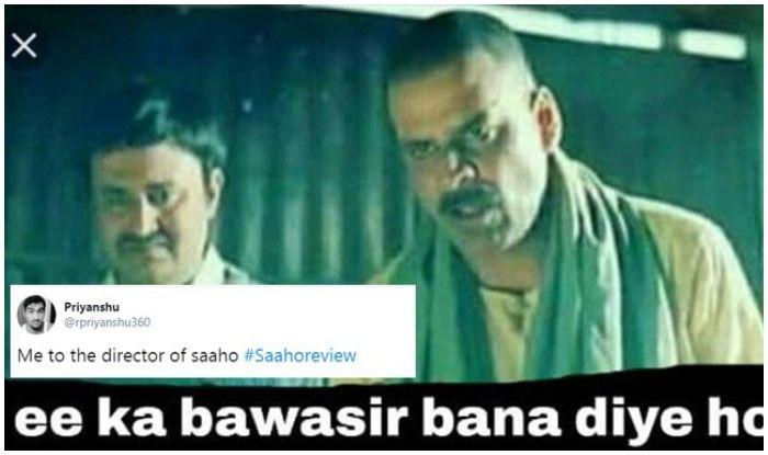 Saaho: Prabhas And Shraddha Kapoor's Film Spawns Hilarious Memes on Social Media