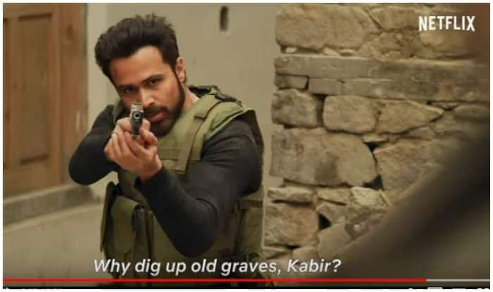 Shah Rukh Khan And Emraan Hashmi's Netflix Series 'Bard of Blood' Trailer is Full of Action- Watch