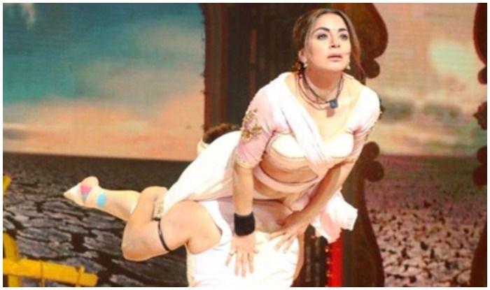 Shraddha Arya suffers head injury during her performance in Nach Baliye 9