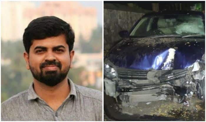 Drunken IAS Officer Crashes Car, Kills Kerala Journalist in Road Accident