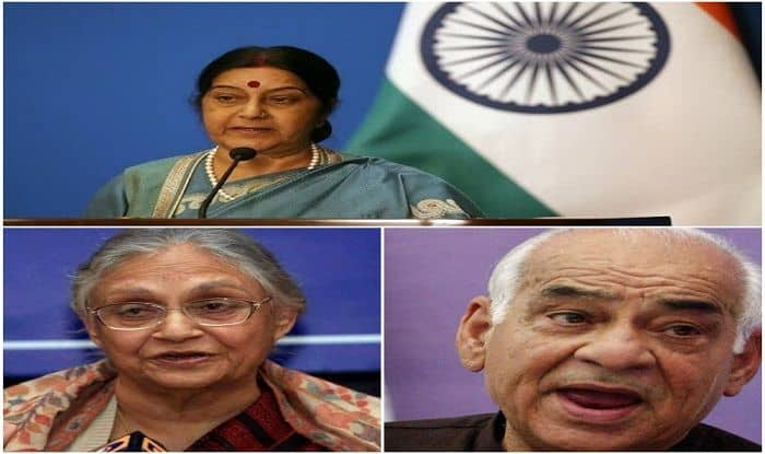 Swaraj, Dikshit And Khurana: Delhi Loses Three Former CMs in Less Than One Year