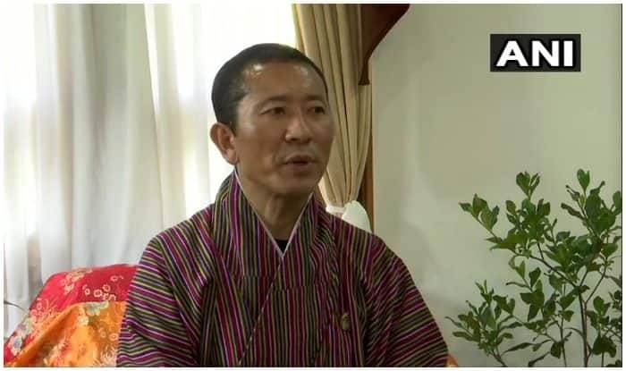 No Dialogue on Doklam, Always Believed Will Come to Logical Conclusion: Bhutan PM Lotay Tshering