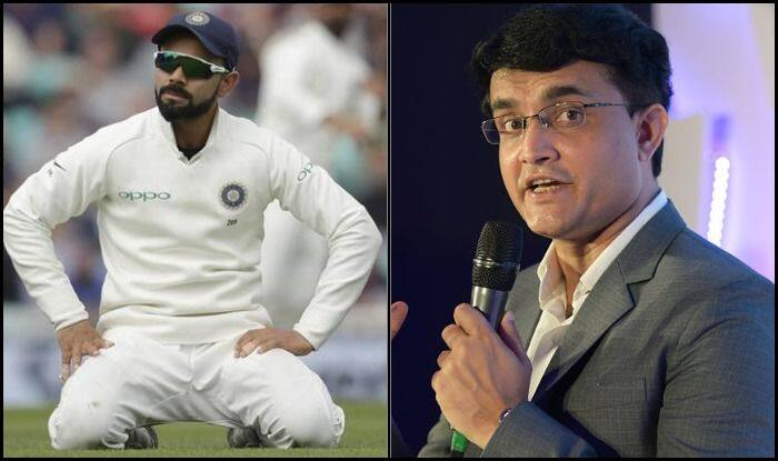 Sourav Ganguly, Sourav Ganguly Virat Kohli, Virat Kohli, Sourav Ganguly criticizes Virat Kohli, Ganguly says Kohli needs to be consistent, Ganguly on Kohli, Former India captain Sourav Ganguly, Sourav Ganguly not happy with Virat Kohli, Virat Kohli India captain, Kohli left Rohit Sharma Ravichandran Ashwin for first test against West Indies, Rohit Sharma, Ravichandran Ashwin, Kuldeep Yadav, India vs West Indies test series 2019, India's tour of West Indies 2019, IND vs WI, India vs West Indies, IND vs WI news, Virat Kohli news, team India news, Sourav Ganguly news, Indian cricket team news, India vs West Indies first test news