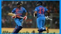 Pandey, Iyer to Lead India A Against South Africa A in Upcoming One-Day Series
