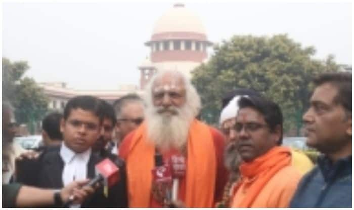 Nirmohi Akhara Claims Itself as 'Only Friend' of 'Minor' Diety, Wants Possession of Disputed Ayodhya Site