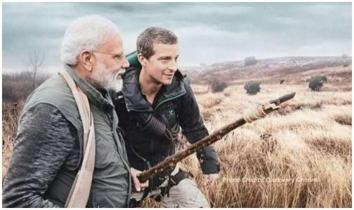 Man Vs Wild Featuring PM Narendra Modi Creates History by Highest Slot Viewership