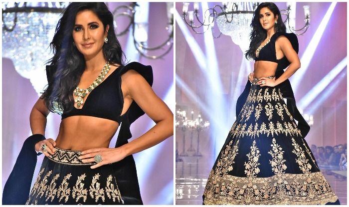 Katrina Kaif turns showstopper for Manish Malhotra at Lakme Fashion Week 2019