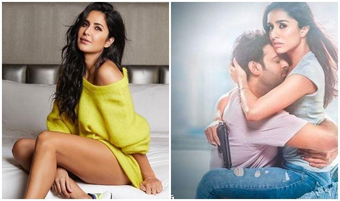 Katrina Kaif and not Shraddha Kapoor was the first choice for Saaho