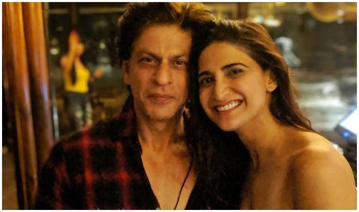 Aahana Kumra wraps up shoot of Shah Rukh Khan's Netflix production, Beetal, in Kuch Kuch Hota Hai Style on Friendship Day