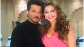 Urvashi Rautela Crowns Pagalpanti Co-Star Anil Kapoor Mr Universe in Germany And THIS Video is Proof!