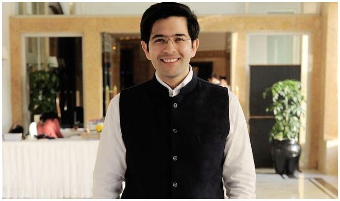 AAP spokesperson Raghav Chadha