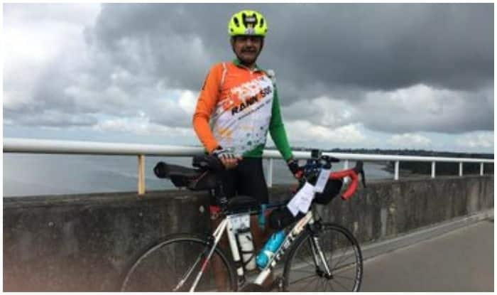 Lieutenant Anil Puri becomes first serving Indian Army General to complete France's oldest cycling event without sleeping for 4 days