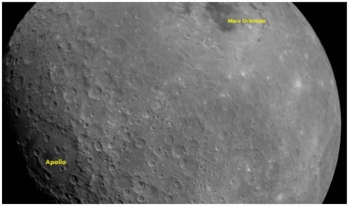 Chandrayaan-2 Sends Moon's First Image From Lunar Orbit, Mare Orientale Basin, Apollo Craters Visible