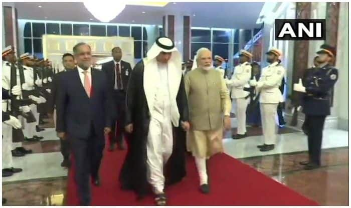 PM Modi Reaches UAE For Bilateral Talks, to Receive 'Order of Zayed' on Saturday