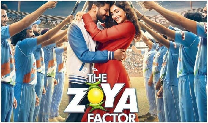 Sonam Kapoor and Dulquer Salmaan drop the first look from The Zoya Factor ahead of trailer launch on Thursday
