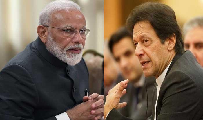 India PM Modi, Pakistan PM Imran Khan