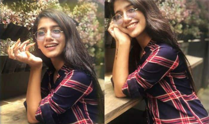 Priya Prakash Varrier's Cute Expression Steals The Show- Check Here