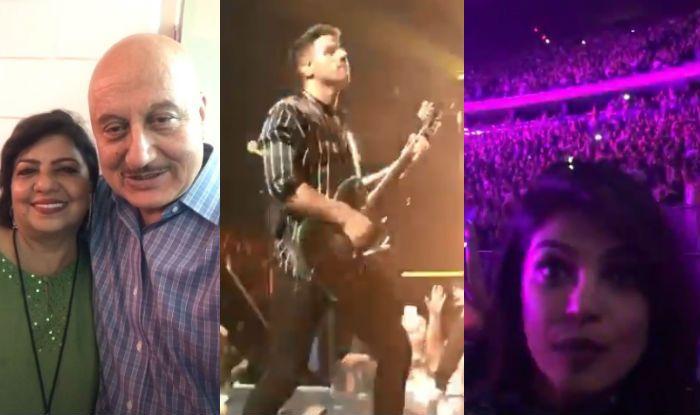 Anupam Kher Thanks Priyanka Chopra For Inviting Him at Nick Jonas' Happiness Begins Concert in New York