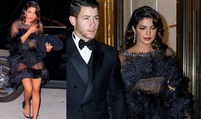 Priyanka Chopra's Sheer-Feathered Ralph And Russo Dress at Joe Jonas 30 is Simply Stunning