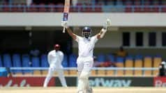 Ajinkya Rahane Scores 10th Test Century, Helps India Set West Indies Target of 418 in First Test