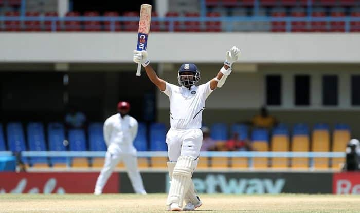 Ajinkya Rahane, Ajinkya Rahane century, Ajinkya Rahane test century, Ajinkya Rahane 10th test century, Ajinkya Rahane century against West Indies, India vs West Indies, IND vs WI, India vs West Indies Test series 2019, India's tour of West Indies 2019, Rahane opens up about century, Cricket News