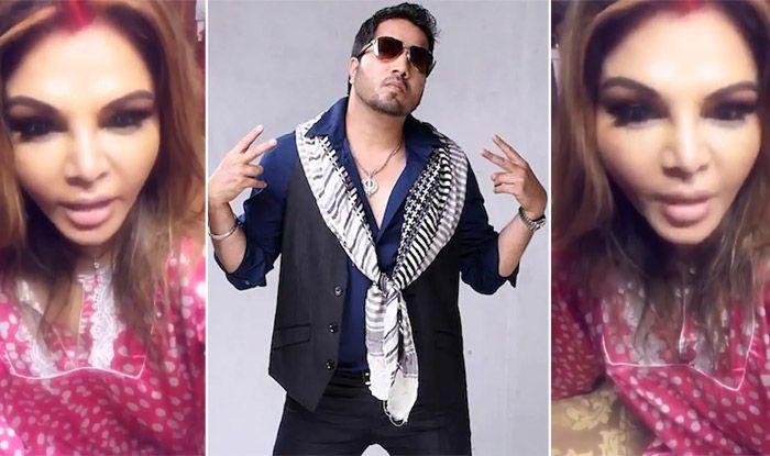 After Performing in Karachi, Rakhi Sawant Lashes Out at Mika Singh