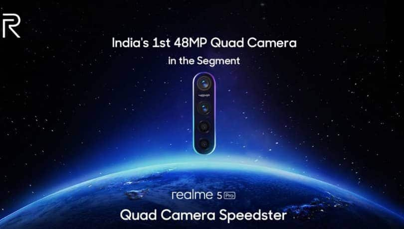 Realme 5, Realme 5 Pro India launch today: How to watch live stream, expected price and more
