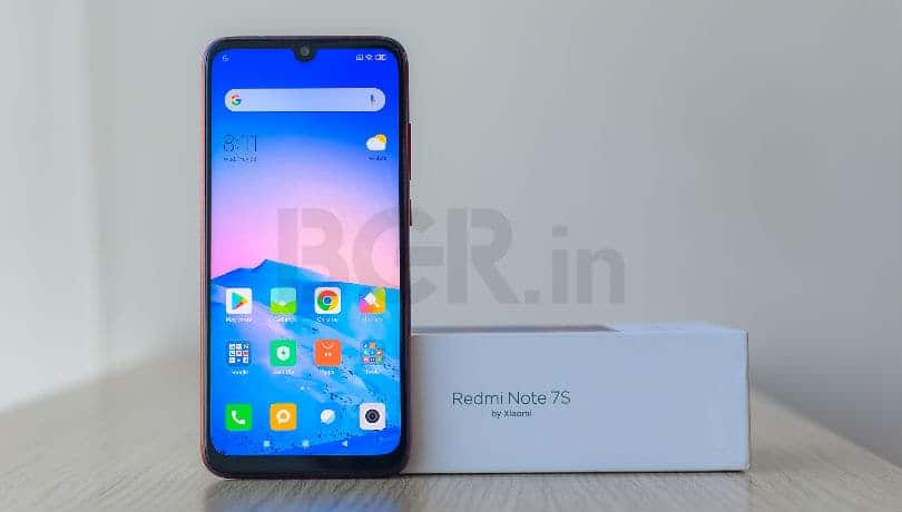 Xiaomi Redmi Note 7, Note 7S receiving new MIUI V10.3 update with August 2019 security patch
